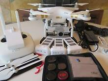 DJI PHANTOM 3 PROFESSIONAL WITH LOTS OF ACCESSORIES Burwood Whitehorse Area Preview