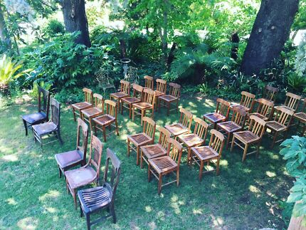 Chairs for Hire / garden wedding,party