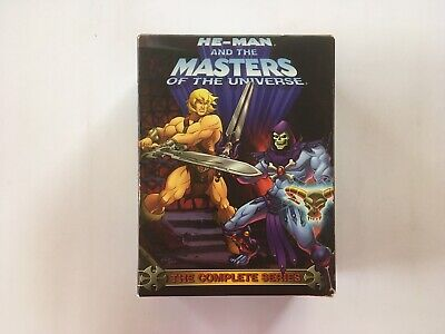 He-Man and the Masters of the Universe: The Complete Series Best Buy Ver HTF