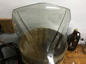 Ski-Doo XS Windshield