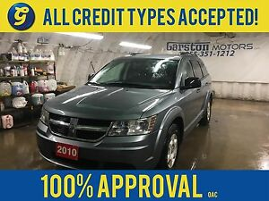 2010 Dodge Journey SE*7 PASSENGER*KEYLESS ENTRY*ROOF RAILS*POWER