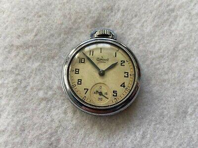Ingersoll Yankee Mechanical Wind Up Vintage Pocket Watch - Problem