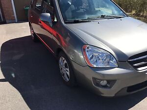 2009 Kia Rondo ex V6  safety and emissions taxes in
