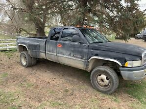 1998 Dodge Ram 3500 dually