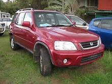 2001 Honda 4X4 CRV Wagon - Excellent value wagon. Kensington Bundaberg Surrounds Preview