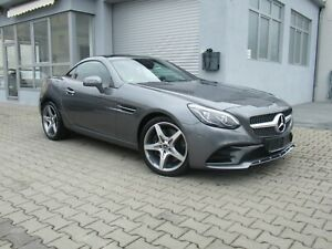 Mercedes-Benz SLC 250 d - Autom./ AMG / EXCLUSIVE/PANORAMA