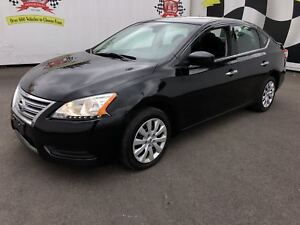 2014 Nissan Sentra S, Automatic, Bluetooth, 73, 000km