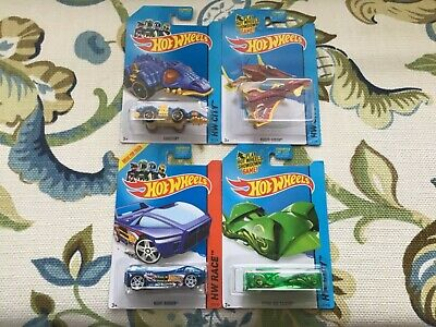 HOT WHEELS TREASURE HUNT (Lot of 4) ***FREE SHIPPING***SUPER DEAL***