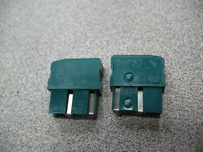 Nnb Lot Of 2 Daito Smp50 Fuses 5.0 Amp
