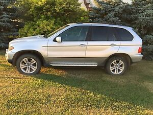 X5 BMW 2004 for sale