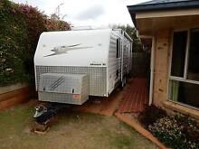 2009 20 foot Caravan Adventure RV Rangeville Toowoomba City Preview