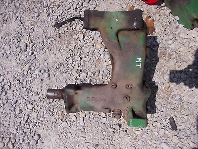 John Deere Mt Tractor Jd Steering Bolster Pedestal Shaft Housing M838t