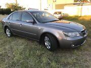 2005 Hyundai Sonata Sedan(Rego&rwc 1 year warranty) Archerfield Brisbane South West Preview