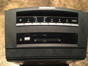 2007 2008 mercedes benz s550 s600 s63 s65 becker cd dvd for Mercedes benz cd player