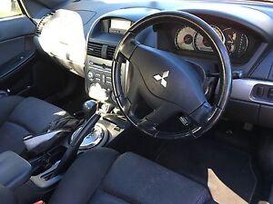 2006 Mitsubishi 380 Sedan Footscray Maribyrnong Area Preview