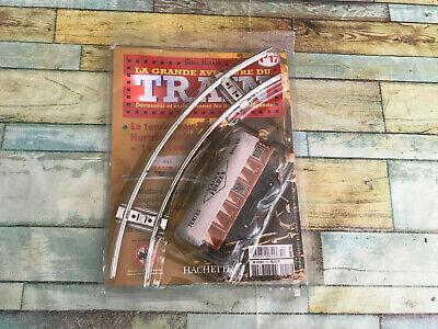 Wagon Tombereau Baché N°17 Hornby Hachette O La Grande Aventure du Train