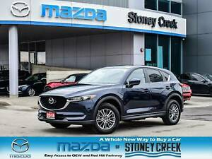 2018 Mazda CX-5 GS AWD Heated Seats Rear Cam