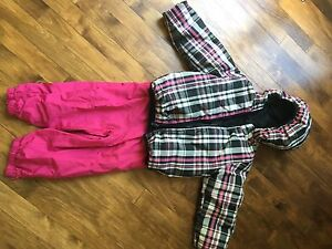 Fall suit for toddlers (18-24 months)