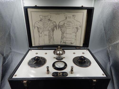 Quack Medical McIntosh Portable Wall Plate Type 5005 Vintage Antique