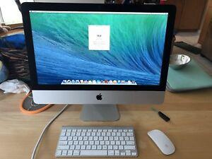 "21.5"" iMac 2.7GHz Core i5 8GB Ram 1TB HDD"