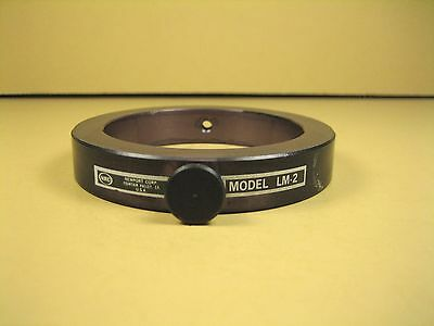 Newport Nrc Lm-2 Optical Lens Mount 2-14 Id