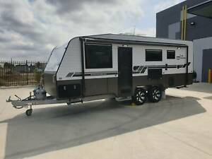 """**BRAND NEW** 2019 21'5"""" JUST CARAVANS BUNKHOUSE 3.0 WITH ENSUITE Epping Whittlesea Area Preview"""