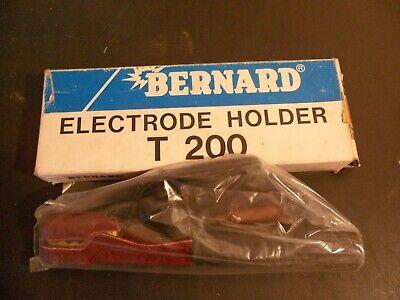 Bernard Welding Electrode Holder T-200