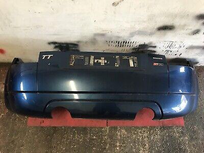 Audi TT Mk1 (225) Rear Bumper (Blue)