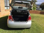 2007 Holden Barina Hatchback Albion Park Shellharbour Area Preview