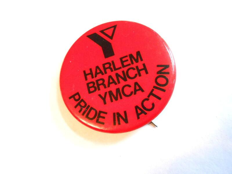 Vintage Harlem Branch YMCA Young Men