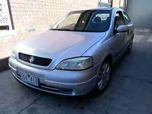 Holden astra 2002  reg Southbank Melbourne City Preview