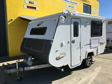 2012 A'van 402 caravan not Jayco discovery or journey Tea Gardens Great Lakes Area Preview