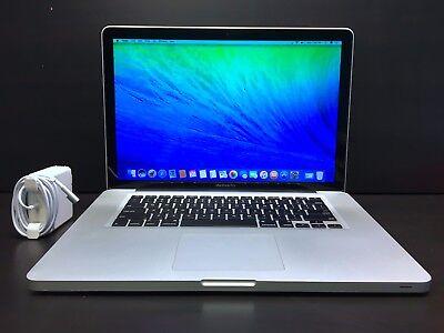 "Apple MacBook Pro 15"" Pre-Retina OSX-2017 / Core i7 2.0Ghz / 16GB RAM / 1TB SSHD"
