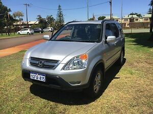 2002 Honda CR-V 4X4 Sport $4290 ( A MUST SEE!! ) Leederville Vincent Area Preview