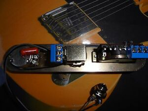 telecaster kit guitars ebay. Black Bedroom Furniture Sets. Home Design Ideas