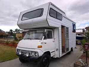 350 chevy fully renovated motorhome price dropped need space Cranbourne Casey Area Preview