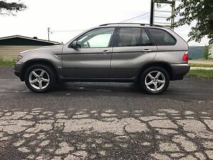 BMW X5 2006 MANUEL 6 VITESSES