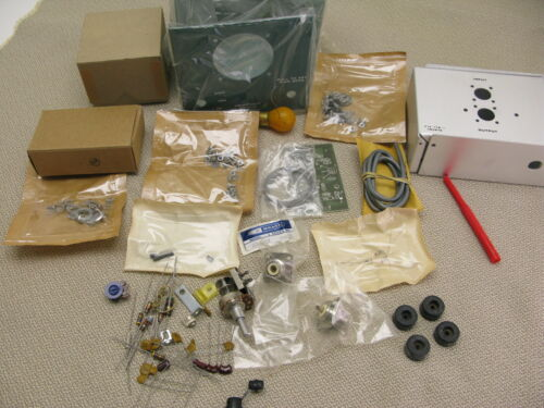 HEATHKIT HM-2102 Power / SWR Meter - Un-Built Kit NEW Old Stock
