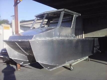 Shak Cat Boat