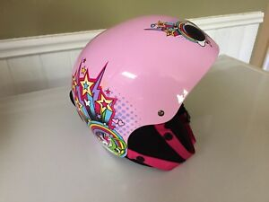 Kids winter sports helmet