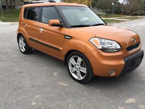 2010 KIA SOUL 4U FULLY LOADED CERTIFIED ACCIDENT FREE