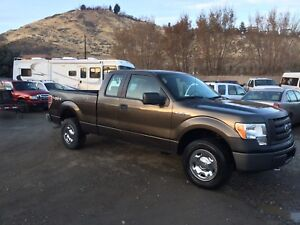 2009 FORD F-150 4X4 140 KMS