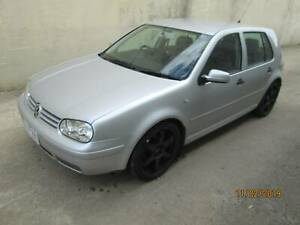 Volkswagen Golf 2.0 Hatch 2000 With Roadworthy And Rego full-serv