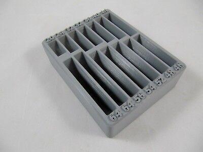 Change Gear Organizer For 6 X 18 Atlas 618 Metal Lathe - Craftsman 101 Or 109