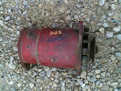 Farmall Ih 504 Gas Tractor Original 12v Generator Belt Drive Pulley