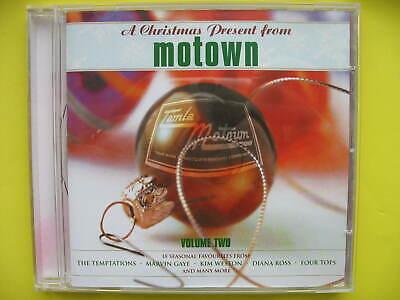 V/A-A CHRISTMAS PRESENT FROM MOTOWN VOL2. CD ALBUM. SOUL, DISCO. MICHAEL JACKSON ()