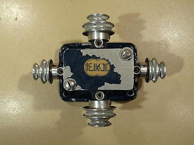 Antriebsmodell EKT E.K.T Schneckengetriebe mit Öler Nr. 24 / Dampfmaschine