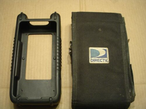 DirecTV AIM  Advanced Installation Meter AIM01R1-12  CASE WITH RUBBER
