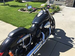2010 Honda shadow ace. 750cc (NO LOW BALLERS)
