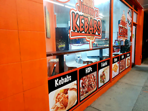 Kebab shop for sale - Urgent
